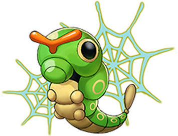 图 11 玩家可通过对于昆虫-蝴蝶的变态性质推测出绿毛虫的进化为蝴蝶性质的巴(lie)大(kong)蝶(zuo)